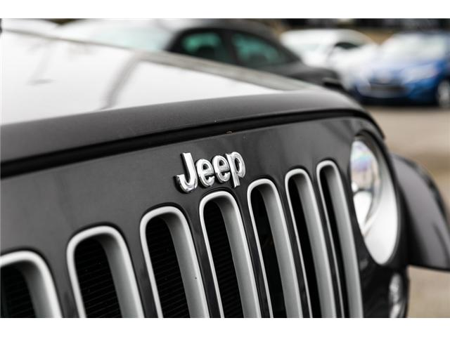 2016 Jeep Wrangler Sahara (Stk: AG0904A) in Abbotsford - Image 10 of 19