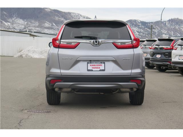 2019 Honda CR-V EX (Stk: N14288) in Kamloops - Image 4 of 14