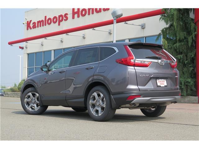 2019 Honda CR-V EX (Stk: N14305) in Kamloops - Image 4 of 15