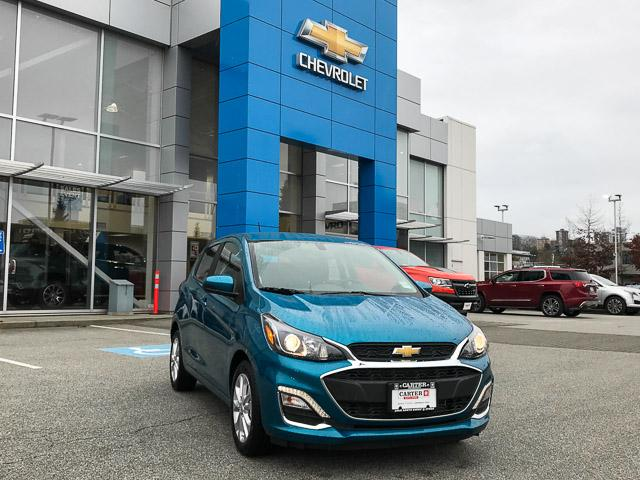 2019 Chevrolet Spark 1LT CVT (Stk: 9P14670) in North Vancouver - Image 2 of 13