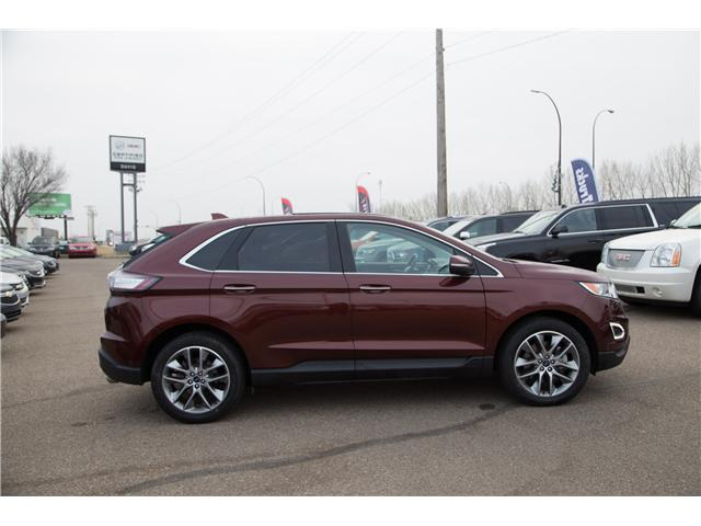 2015 Ford Edge Titanium (Stk: 171203) in Medicine Hat - Image 2 of 12
