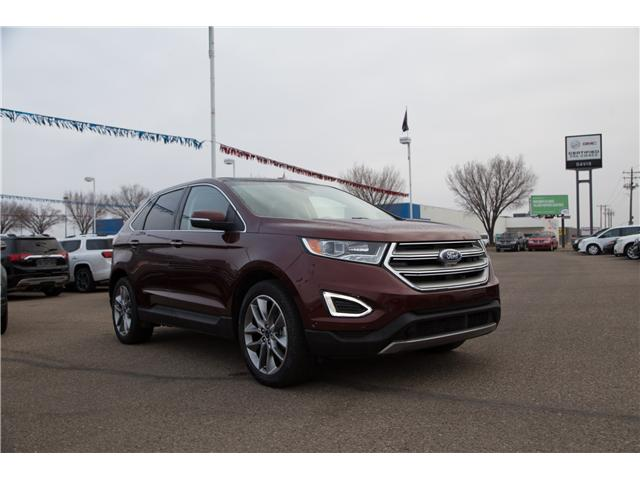 2015 Ford Edge Titanium (Stk: 171203) in Medicine Hat - Image 1 of 12