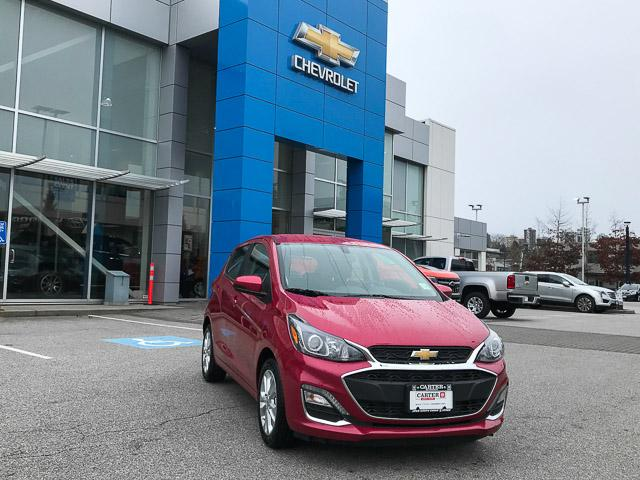 2019 Chevrolet Spark 1LT CVT (Stk: 9P44000) in North Vancouver - Image 2 of 13
