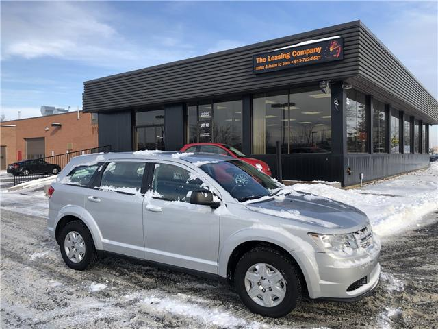 2011 Dodge Journey Canada Value Package (Stk: ) in Ottawa - Image 1 of 17