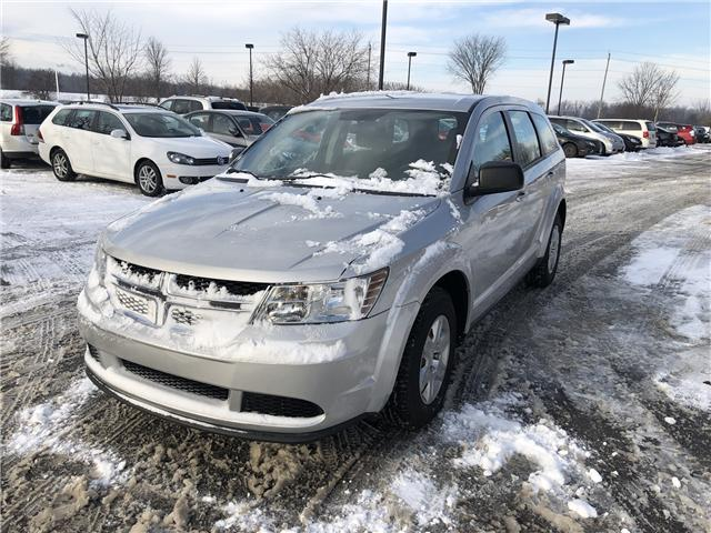 2011 Dodge Journey Canada Value Package (Stk: ) in Ottawa - Image 14 of 17