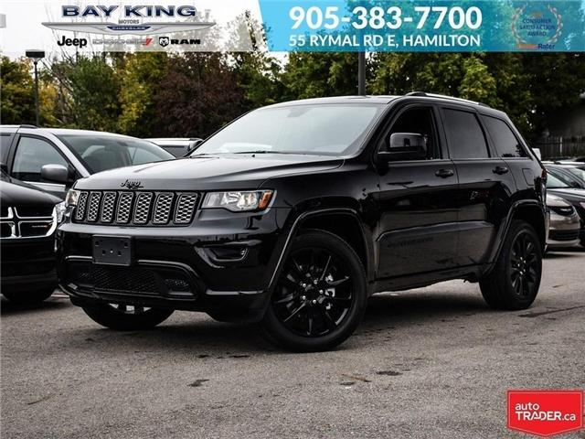2019 Jeep Grand Cherokee Laredo (Stk: 197531) in Hamilton - Image 1 of 21