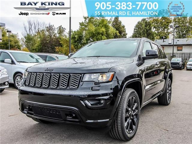 2019 Jeep Grand Cherokee Laredo (Stk: 197534) in Hamilton - Image 1 of 21