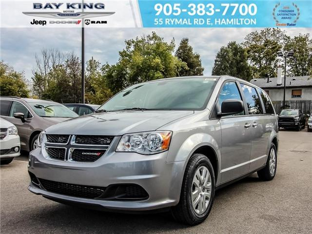 2019 Dodge Grand Caravan CVP/SXT (Stk: 193512) in Hamilton - Image 1 of 19