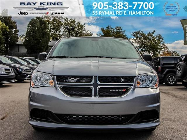 2019 Dodge Grand Caravan CVP/SXT (Stk: 193512) in Hamilton - Image 2 of 19