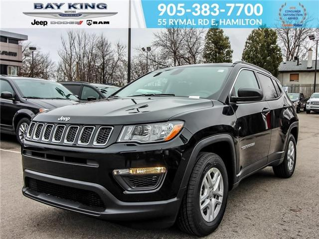2019 Jeep Compass Sport (Stk: 197560) in Hamilton - Image 1 of 23