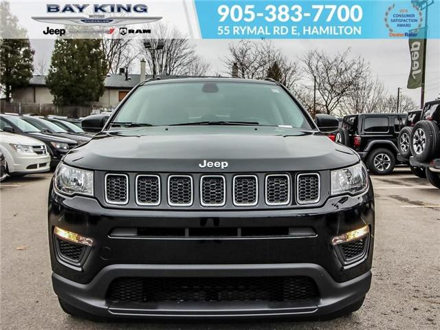 2019 Jeep Compass Sport (Stk: 197560) in Hamilton - Image 2 of 23