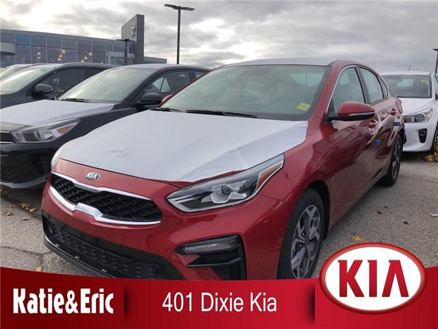 2019 Kia Forte EX (Stk: FO19005) in Mississauga - Image 1 of 1