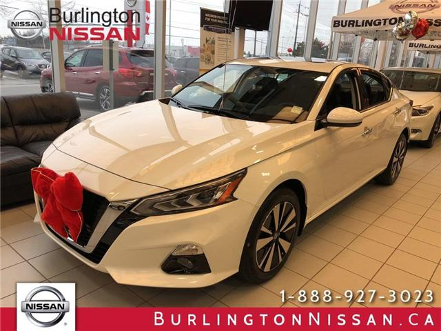 2019 Nissan Altima 2.5 SV (Stk: Y5500) in Burlington - Image 1 of 5