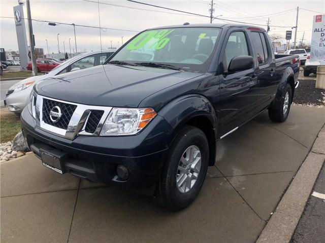 2018 Nissan Frontier SV (Stk: FR18007) in St. Catharines - Image 2 of 5