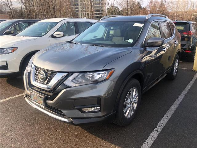 2019 Nissan Rogue SV (Stk: RG19007) in St. Catharines - Image 1 of 5