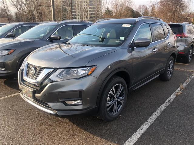 2019 Nissan Rogue SV (Stk: RG19010) in St. Catharines - Image 1 of 5