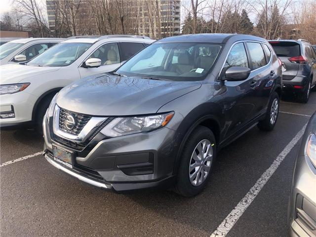 2019 Nissan Rogue S (Stk: RG19025) in St. Catharines - Image 1 of 5