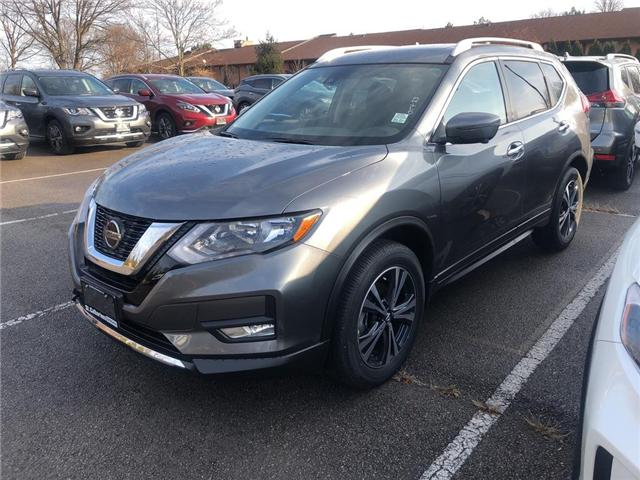 2019 Nissan Rogue SV (Stk: RG19031) in St. Catharines - Image 1 of 5
