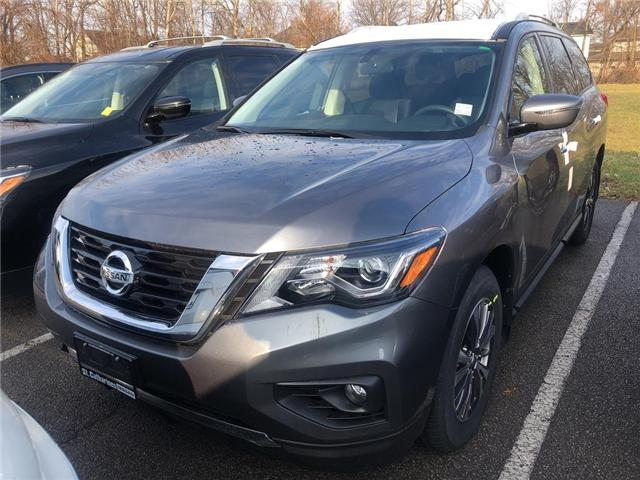 2019 Nissan Pathfinder  (Stk: PF19008) in St. Catharines - Image 1 of 5