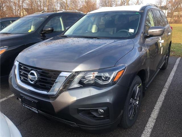 2019 Nissan Pathfinder  (Stk: PF19008) in St. Catharines - Image 2 of 5