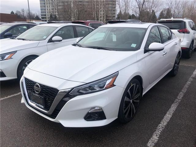 2019 Nissan Altima 2.5 Platinum (Stk: AL19008) in St. Catharines - Image 1 of 5
