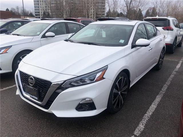 2019 Nissan Altima 2.5 Platinum (Stk: AL19008) in St. Catharines - Image 2 of 5