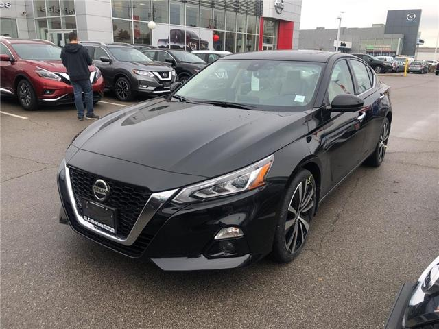 2019 Nissan Altima 2.5 Platinum (Stk: AL19009) in St. Catharines - Image 1 of 5
