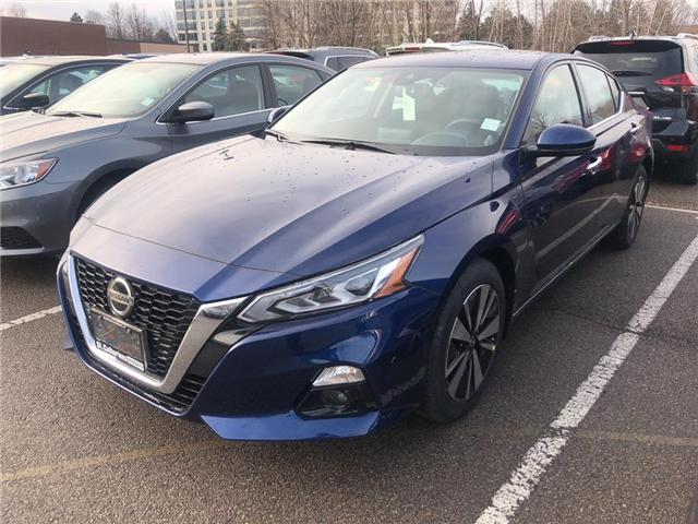 2019 Nissan Altima 2.5 SV (Stk: AL19013) in St. Catharines - Image 1 of 5