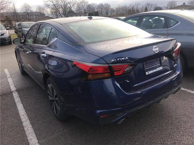 2019 Nissan Altima 2.5 SV (Stk: AL19013) in St. Catharines - Image 3 of 5