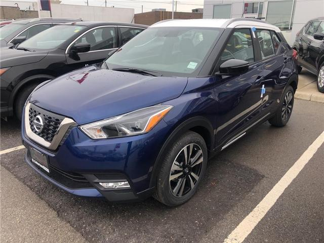 2019 Nissan Kicks SR (Stk: KI19008) in St. Catharines - Image 1 of 5