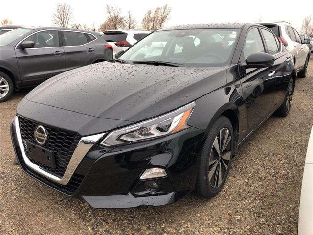 2019 Nissan Altima 2.5 SV (Stk: V0097) in Cambridge - Image 1 of 5