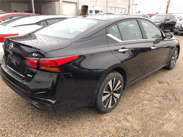 2019 Nissan Altima 2.5 SV (Stk: V0097) in Cambridge - Image 4 of 5