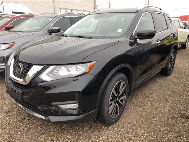 2019 Nissan Rogue SL (Stk: V0100) in Cambridge - Image 1 of 5