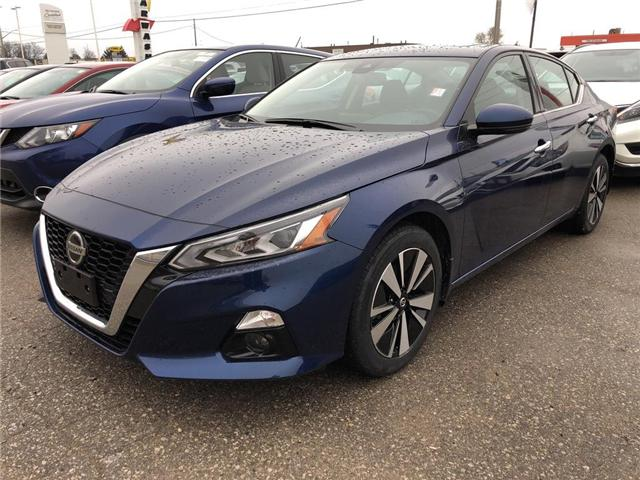 2019 Nissan Altima 2.5 SV (Stk: V0105) in Cambridge - Image 1 of 5