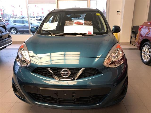 2018 Nissan Micra SV (Stk: U0605) in Cambridge - Image 2 of 5