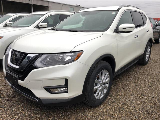 2019 Nissan Rogue SV (Stk: V0042) in Cambridge - Image 1 of 5