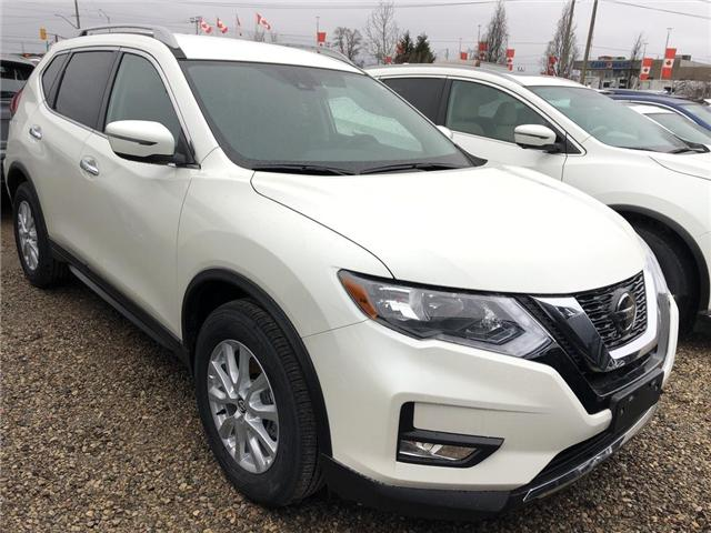 2019 Nissan Rogue SV (Stk: V0042) in Cambridge - Image 2 of 5