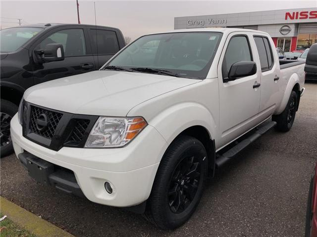 2019 Nissan Frontier Midnight Edition (Stk: V0046) in Cambridge - Image 1 of 5
