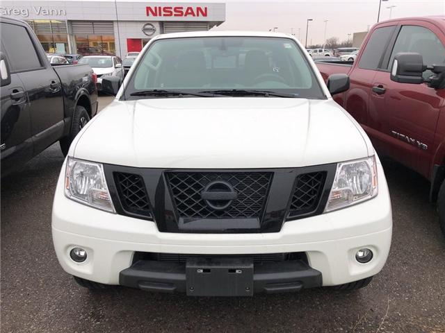 2019 Nissan Frontier Midnight Edition (Stk: V0046) in Cambridge - Image 2 of 5