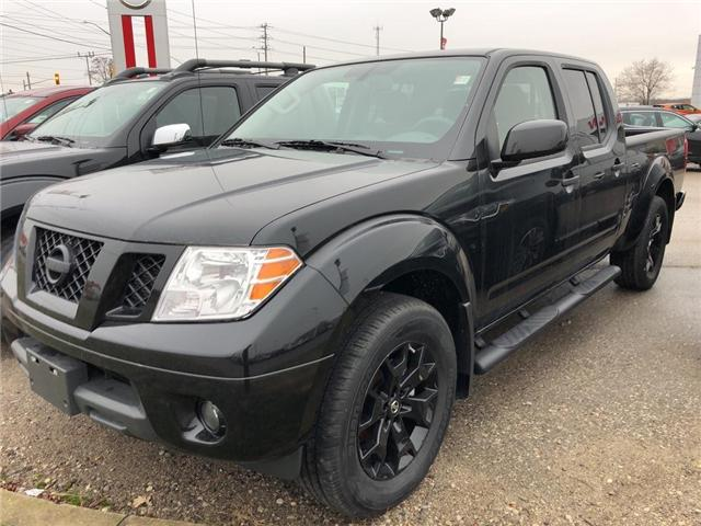 2019 Nissan Frontier Midnight Edition (Stk: V0047) in Cambridge - Image 1 of 5