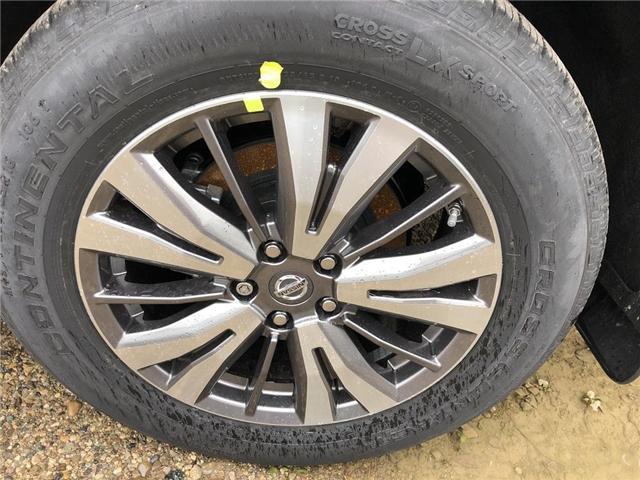 2019 Nissan Pathfinder S (Stk: V0077) in Cambridge - Image 5 of 5