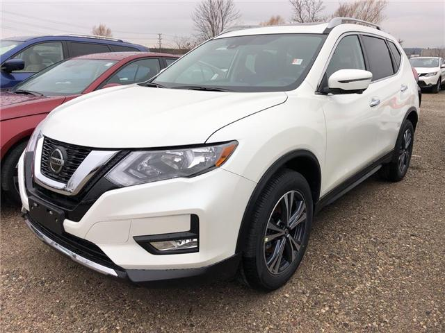 2019 Nissan Rogue SV (Stk: V0075) in Cambridge - Image 1 of 5