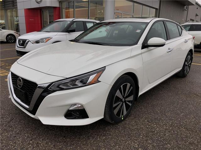 2019 Nissan Altima 2.5 SV (Stk: V0082) in Cambridge - Image 1 of 5