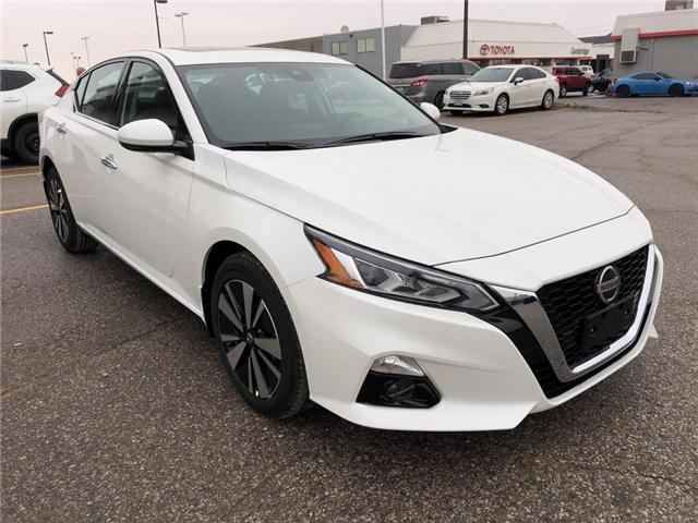 2019 Nissan Altima 2.5 SV (Stk: V0082) in Cambridge - Image 3 of 5