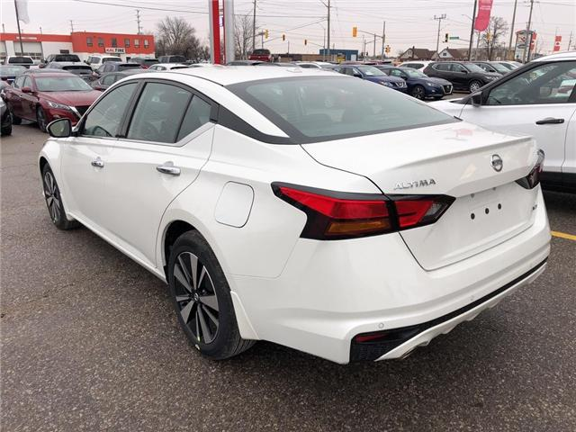 2019 Nissan Altima 2.5 SV (Stk: V0082) in Cambridge - Image 4 of 5