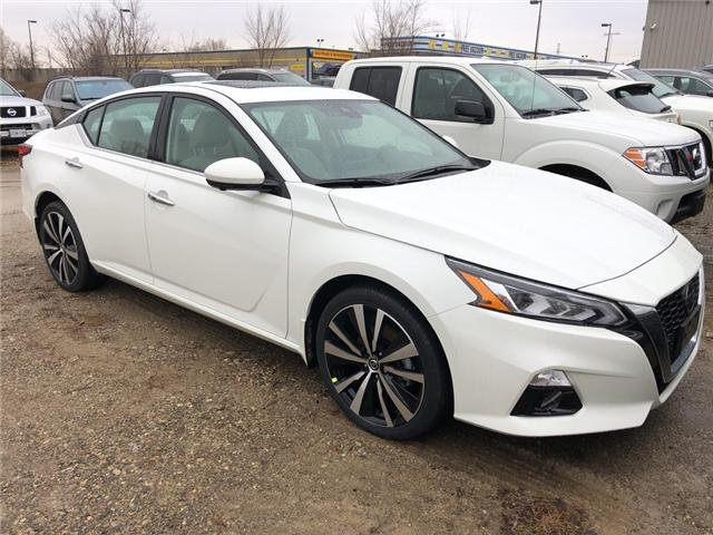2019 Nissan Altima 2.5 Platinum (Stk: V0125) in Cambridge - Image 2 of 5