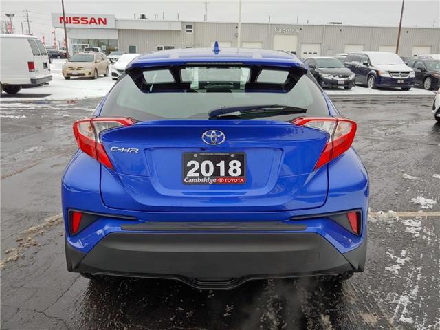 2018 Toyota C-HR XLE (Stk: 1902811) in Cambridge - Image 6 of 15