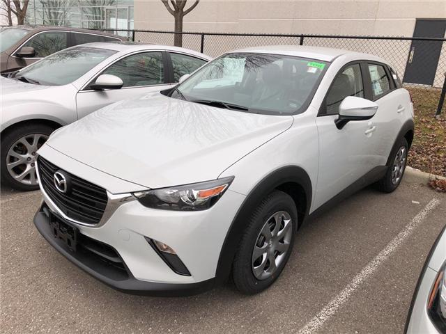 2019 Mazda CX-3 GX (Stk: 16483) in Oakville - Image 1 of 5