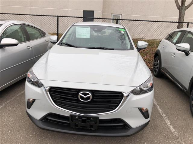 2019 Mazda CX-3 GX (Stk: 16483) in Oakville - Image 2 of 5