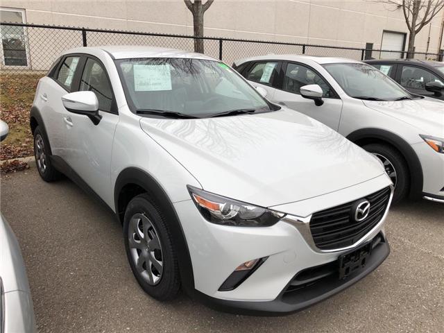 2019 Mazda CX-3 GX (Stk: 16483) in Oakville - Image 3 of 5